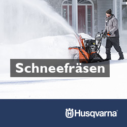 Husqvarna Schneefräsen