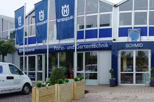 Schmid Vertriebs GmbH Filiale Heilbronn