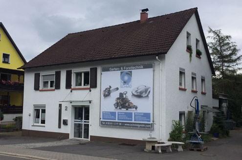 Schmid Vertriebs GmbH Filiale Mosbach
