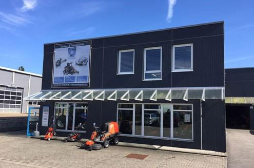 Schmid Vertriebs GmbH Filiale Neuenstadt