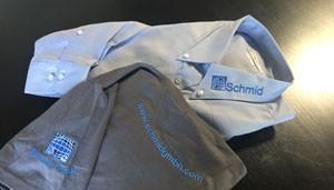 Schmid Werbetechnik Textilien
