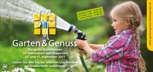 Schmid Vertriebs GmbH Garten & Genuss 2017